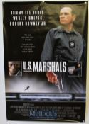 Original Movie/Film Poster Selection including Three Kings, Milk Money, Blacksheep, U.S Marshals and
