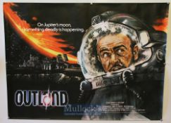 Original Movie/Film Poster Selection includes Outland, The Best Little Whorehouse in Texas, Jesus,
