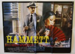 Original Movie/Film Poster Selection including Top Secret!, Absolute Beginners, Hammet and The