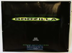 Original Movie/Film Poster Selection including XXX, Godzilla, High Fidelity, Love's Labour's Lost