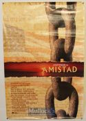 Original Movie/Film Poster Selection including Heaven and Earth, Beethoven's 2nd, Amistad, Big