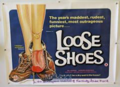 Original Movie/Film Poster Selection including Loose Shoes, Zelig, Vice Squad and La Ronde