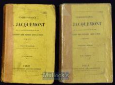 1861 Correspondance de Victor Jacquemont pendant son voyage dans L'Inde (1828-1832) Book - in 2