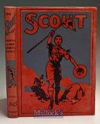 The Scout Annual 1944-45 Containing all 52 weekly issued of The Boy Scout magazines including the