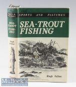 "Falkus, Hugh scarce ""Trout Fishing - A Guide To Success"" 1st ed 1962 published H F & G Witherby Ltd,"