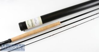 "Fine Orvis (USA) Clearwater Classic series ""Spey"" Mid Flex 7.0 Graphite Salmon Fly Rod – 12ft 6in"