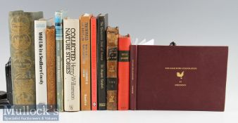 Selection of Various Books to include The Sportsmans Handbook to Practical Collecting and Preserving