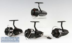Selection of Mitchell Fixed Spool Reels to include Mitchell 300A^ 300C LHW full bail arms and 2x