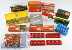 Quantity of Various Shotshells/Primed Cases – Ammunition - to include 38 centre fire cartridges (