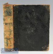 1832 Westmoreland^ Cumberland^ Durham and Northumberland Illustrated Book from original drawings