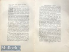 Original 19th century article of the Sikhs & their golden temple by the countess of jersey. 5
