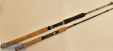 Daiwa Graphite Megaforce 602MRB6ft spinning rod 8-17lb 1 piece^ in good clean condition^ plus