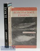 Ensom^ E – Roach and Dace Fishing^ 1953^ 6 plates and 34 line drawings^ having dust wrapper^
