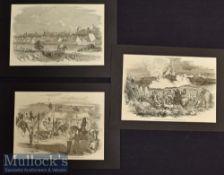 Sikh War 1849 Illustrations Regarding the War 10 Feb 1849^ illustrating The Capture of Moultan^