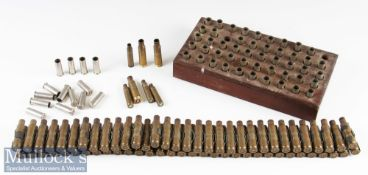 Quantity of Shotshells/Primed Cases – Ammunition - all empty cases/shells includes 38^ 76 and 78