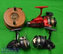Silstar EX40 Spinning Reel together with plus Intrepid Standard^ Intrepid Classic together with a