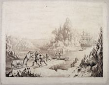 1846 'The Arctic Expedition in Search of Sir John Franklin',