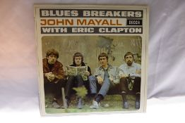 John Mayall with Eric Clapton - Blues Breakers (SKL4804)