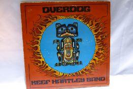 Keef Hartley Band - Overdog (SDL2)