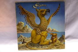 Gryphon - Gryphon (TRA 262) - tatty cover