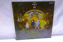 The World of Oz - The World of Oz (DML2034) Mono pressing