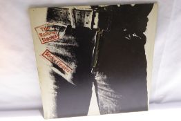 The Rolling Stones - Sticky Fingers (COC 59100)