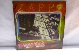Frank Zappa - Zappa in New York (K69204)