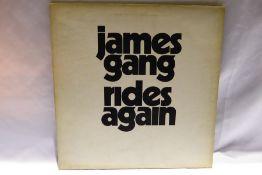 James Gang - James Gang Rides Again (SPBA 6253)