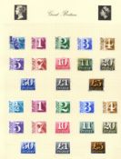 Stamps : Great Britain 1970 and 1994 Postage Due s