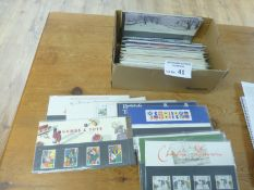 Stamps : GB 80 Presentation packs - no duplication