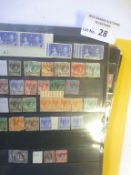 Stamps : Malaysia & States on Hagners mint/used