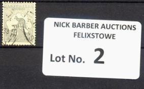 Stamps : Australia £1 Roo Fine Used SG 137
