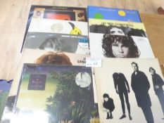 Records : Great selection of albums inc Doors,