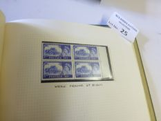 Stamps : GB pre-decimal album of definitives