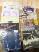 Records : Selection of albums New Wave/Punk etc