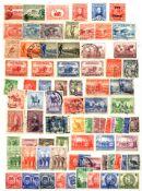 Stamps : Australia Accum. In Ring Binder FU 1930,s