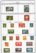 Stamps : Canada Mainly Used Collection c1933-1994
