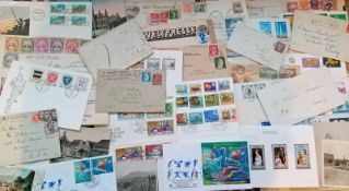 Stamps : World Covers Ancient & Modern +useful GB