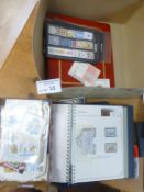 Stamps : Box of large collection of modern mint