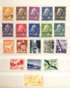 Stamps : Christmas Island Useful Colln. In Small