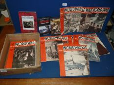 A complete run of 55 issues of ''World War 1914-1918'', with DVD's and battlefield book.