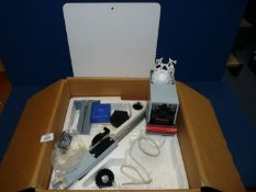 A Durst M301 Photographic Enlarger, boxed.