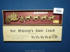 A Britain's model of the State Coach.