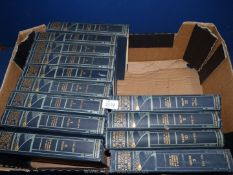 Twelve volumes of The Standard Cyclopedia of Modern Agriculture.