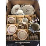 A quantity of assorted china etc