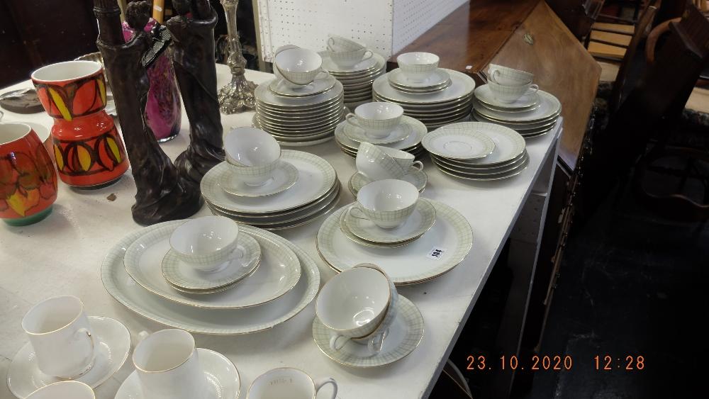 A qty of Seltman china