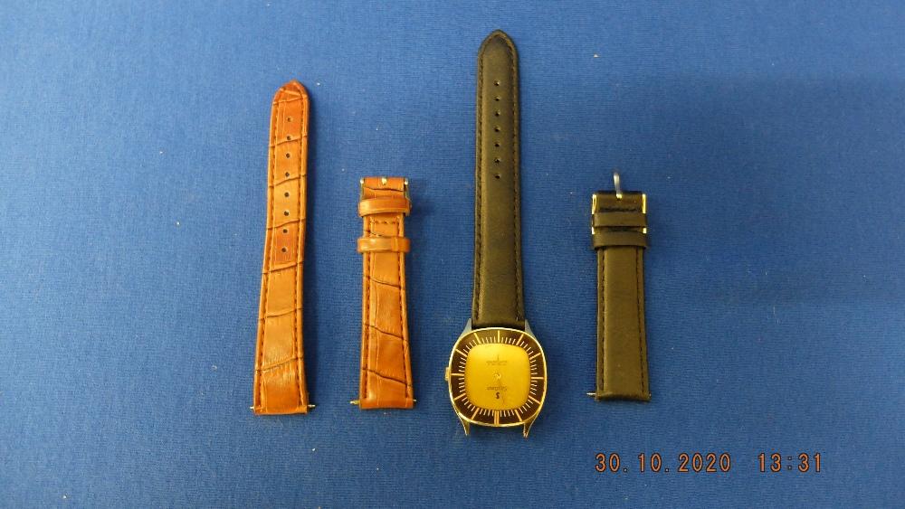 A Santina wristwatch, mechanical inc.