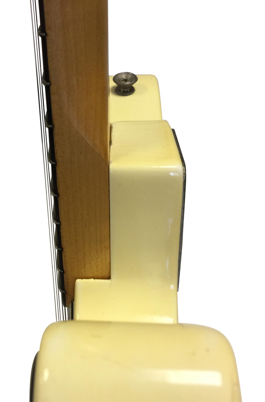 Lot 19 - FENDER TELECASTER BLONDE 1963 ELECTRIC GUITAR.