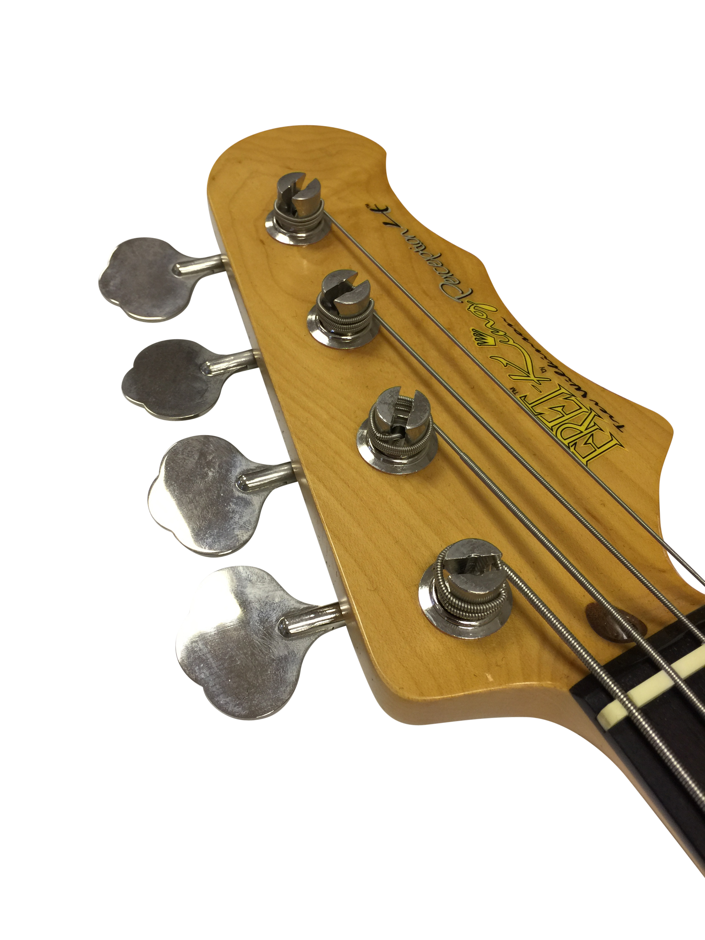 Lot 10 - FRET KING PERCEPTION 4 BASS GUITAR. A Fret King Perception 4 bass guitar. Serial: B00240.