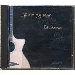 ED SHEERAN 'SPINNING MAN' 2005 DEMO RECORDING.